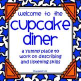 Cupcake Diner - a descriptive language dining experience