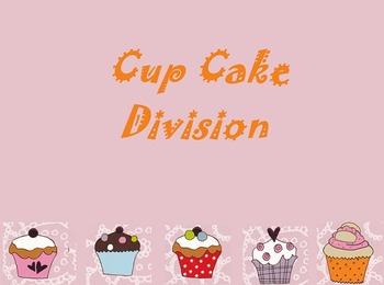 Cupcake Division Game