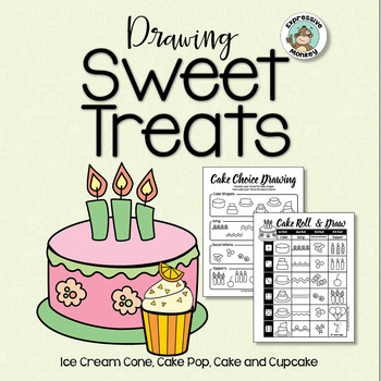 Drawing Sweet Treats