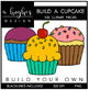 Cupcake Factory {Graphics for Commercial Use}