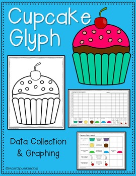 Data Collection and Graphing Cupcake Glyph