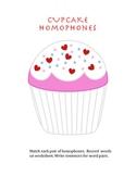 Cupcake Homophones