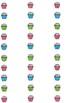 Cupcake Labels Editable