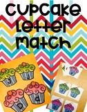 Cupcake Letter Match