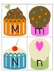 Cupcake Letters