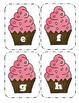 Cupcake Lowercase Flashcards