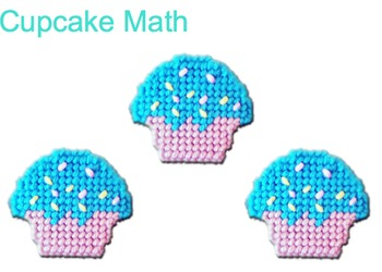Cupcake Math: Add, Subtract, Multiply and Divide (SMART Board)