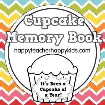 Cupcake Memory Book