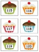 Cupcake Number Cards / Number Line {1 - 120}