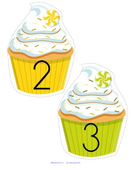 Cupcakes Counting