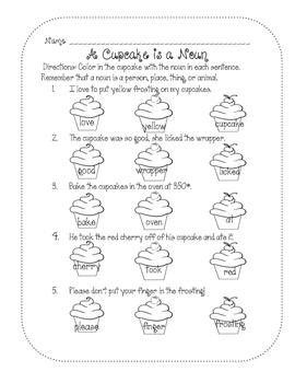 Cupcake Packet Sample - Freebie!