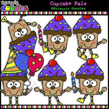 Cupcake Pals