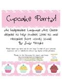 Cupcake Party!  Short Vowel Sort