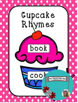 Cupcake Rhymes