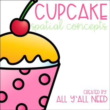 Cupcake Spatial Concepts