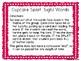 Cupcake Splat: Sight Words