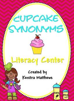 Cupcake Synonyms