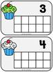 Cupcake Ten Frames