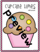 Multiplication - Cupcake Times - Math Print and Play Center Game