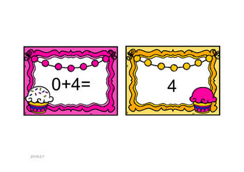 Cupcake Unit (Literacy and Math Activities)