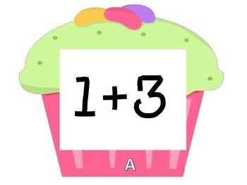 Cupcake Walk: Math Mega-Bundle