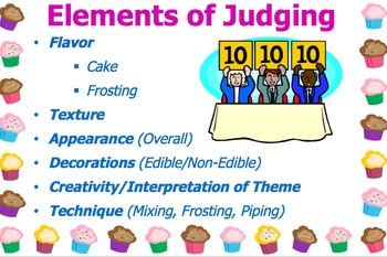 Cupcake Wars for the Common Core [Lesson Bundle]