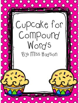 Cupcake for Compound Words