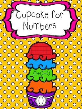Cupcake for Numbers