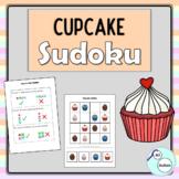 Cupcake sudoku