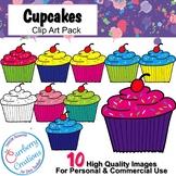 Cupcakes Clip Art