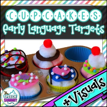 Cupcakes: Early Language Targets