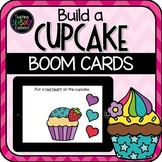 Following Directions Boom Cards: Cupcake Theme (Distance L