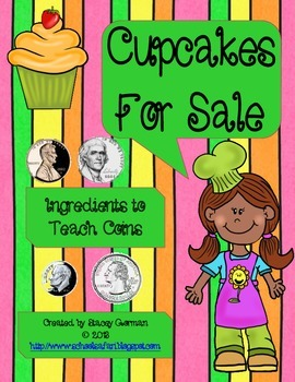 Cupcakes For Sale Money Unit