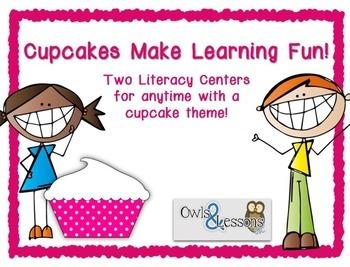 Cupcakes Make Learning Fun!