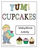 Cupcakes Make a Word
