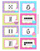 Cupcakes Numbers 1-10 Match Activity