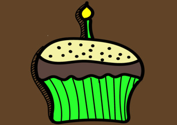 Cupcakes and Ice Creams Clip Art - Fun Creatives