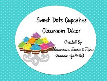 Cupcakes and Polka Dots