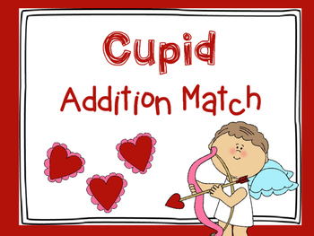 Cupid Addition Match