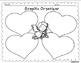 Cupid Craftivity Pack