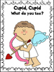Cupid, Cupid what do you see?  (color identification)