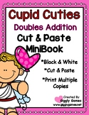 Cupid Cuties Doubles Addition Mini Book