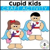Valentines Day Craft {Cupid Kids}