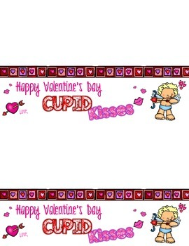Cupid Kisses {Valentine's Day} Treat