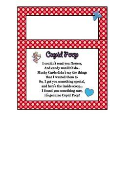 """Cupid Poop"" Valentine's Day Gift"