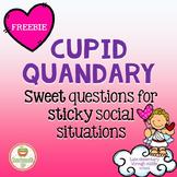 Valentines Day Social Skills Freebie