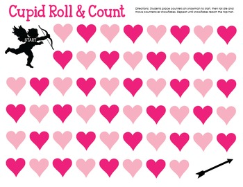 Cupid Roll and Count