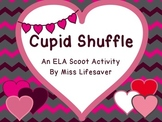 Cupid Shuffle Close Reading Passage & Scoot Activity