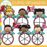 Cupid Spinners Clip Art