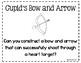 Cupid's Bow and Arrow STEAM Activity